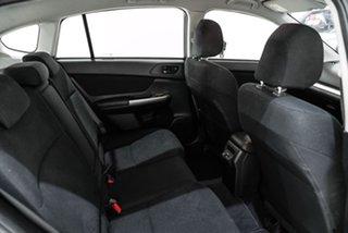 2015 Subaru Impreza G4 MY15 2.0i AWD Black 6 Speed Manual Hatchback