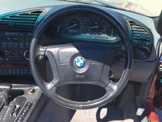 1995 BMW 3 Series E36 328i 5 Speed Automatic Convertible