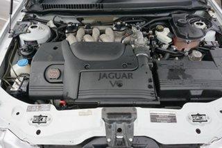2003 Jaguar X-Type X400 SE Silver 5 Speed Automatic Sedan