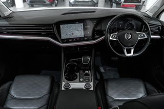 2019 Volkswagen Touareg CR MY19 190TDI Tiptronic 4MOTION Launch Edition White 8 Speed.