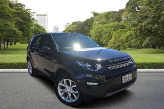 2015 Land Rover Discovery Sport L550 16MY SE Black 9 Speed Sports Automatic Wagon.