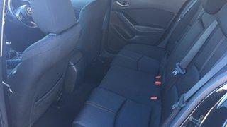 2018 Mazda 3 BN5476 Maxx SKYACTIV-MT Sport Black 6 Speed Manual Hatchback