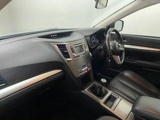 2012 Subaru Liberty MY12 2.5I Silver 6 Speed Manual Sedan