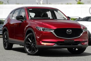 2021 Mazda CX-5 KF4WLA GT SKYACTIV-Drive i-ACTIV AWD SP Red 6 Speed Sports Automatic Wagon.