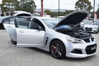 2014 Holden Special Vehicles ClubSport Gen-F MY14 R8 Silver 6 Speed Sports Automatic Sedan