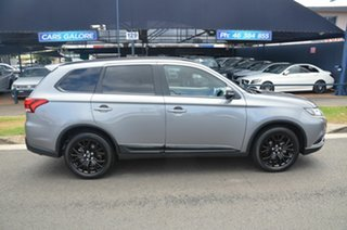 2019 Mitsubishi Outlander ZL MY20 Black Edition 7 Seat (2WD) Grey Continuous Variable Wagon.