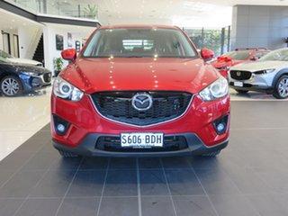 2014 Mazda CX-5 Maxx SKYACTIV-Drive Sport Wagon.