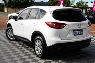 2016 Mazda CX-5 KE1032 Maxx SKYACTIV-Drive i-ACTIV AWD Sport White 6 Speed Sports Automatic Wagon.