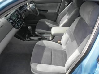 2006 Toyota Camry MCV36R 06 Upgrade Altise Limited Blue 4 Speed Automatic Sedan