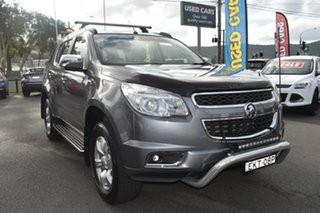 2015 Holden Colorado 7 RG MY16 LTZ Grey 6 Speed Sports Automatic Wagon