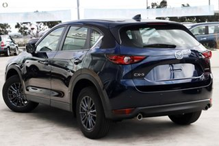 2021 Mazda CX-5 KF2W7A Maxx SKYACTIV-Drive FWD Sport Blue 6 Speed Sports Automatic Wagon