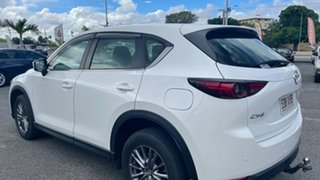2017 Mazda CX-5 KE1072 Maxx SKYACTIV-Drive FWD Sport White 6 Speed Sports Automatic Wagon