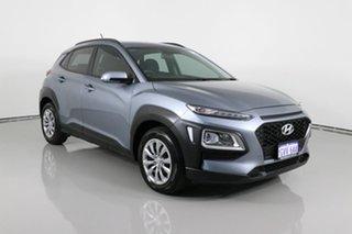 2019 Hyundai Kona OS.2 MY19 GO (FWD) Grey 6 Speed Automatic Wagon.