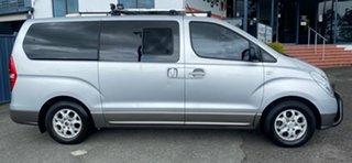 2009 Hyundai iMAX TQ-W Silver 4 Speed Automatic Wagon.