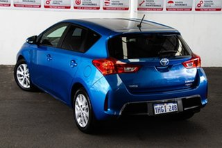 2014 Toyota Corolla ZRE182R Ascent Sport Tidal Blue 7 Speed CVT Auto Sequential Hatchback