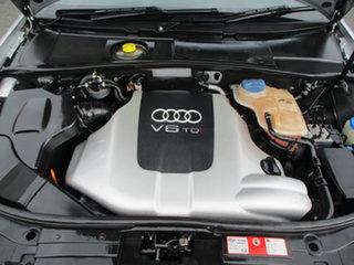 2002 Audi Allroad Quattro C5 TDI Silver 5 Speed Tiptronic Wagon