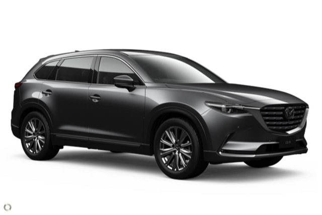 New Mazda CX-9 TC Azami SKYACTIV-Drive Waitara, 2021 Mazda CX-9 TC Azami SKYACTIV-Drive Grey 6 Speed Sports Automatic Wagon