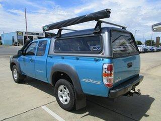 2009 Mazda BT-50 UNY0E4 SDX Freestyle Light Blue 5 Speed Manual Utility