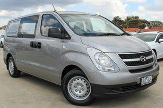 2015 Hyundai iLOAD TQ2-V MY15 Silver 6 Speed Manual Van