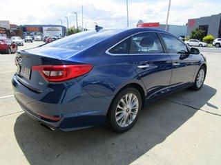 2015 Hyundai Sonata LF MY16 Elite Blue 6 Speed Sports Automatic Sedan