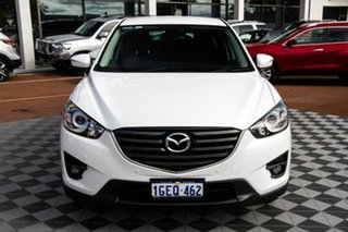 2016 Mazda CX-5 KE1032 Maxx SKYACTIV-Drive i-ACTIV AWD Sport White 6 Speed Sports Automatic Wagon
