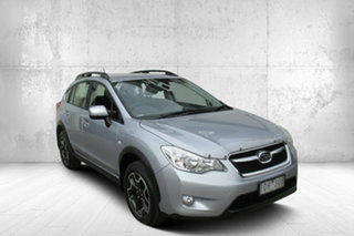 2014 Subaru XV 2.0i Silver 6 Speed Automatic Wagon.