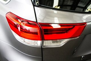 2020 Toyota Kluger GSU55R Grande (4x4) Predawn Grey 8 Speed Automatic Wagon