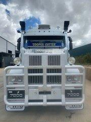 2014 Iveco Powerstar 7800 Powerstar 7800 Truck White Prime Mover.