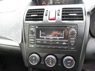 2014 Subaru XV 2.0i Silver 6 Speed Automatic Wagon