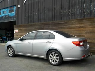 2009 Holden Epica EP MY09 CDX Silver 6 Speed Sports Automatic Sedan