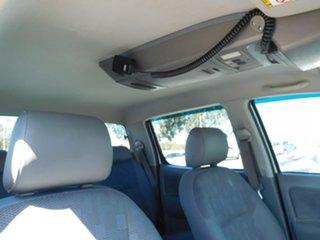 2011 Toyota Hilux KUN26R MY10 SR White 5 Speed Manual Utility