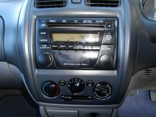 2002 Mazda 323 BJ II-J48 Astina Grey 5 Speed Manual Hatchback