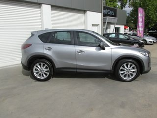 2014 Mazda CX-5 KE1031 MY14 Grand Touring SKYACTIV-Drive AWD Aluminium 6 Speed Sports Automatic.