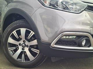 2016 Renault Captur Expression Grey 6SPD DSG TRANS Sedan.