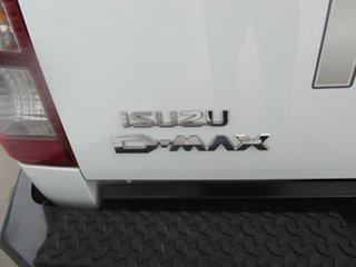 2017 Isuzu D-MAX LS-M White 6 Speed Automatic Utility