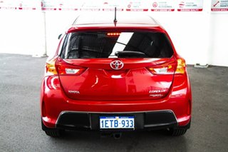 2015 Toyota Corolla ZRE182R Ascent Sport Wildfire 6 Speed Manual Hatchback