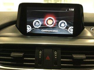 2016 Mazda 6 GJ1022 GT SKYACTIV-Drive Sonic Silver 6 Speed Sports Automatic Wagon