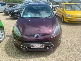 2011 Ford Fiesta WT CL Grape 5 Speed Manual Hatchback.