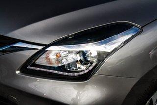 2021 Suzuki Baleno EW Series II GLX Silver 4 Speed Automatic Hatchback