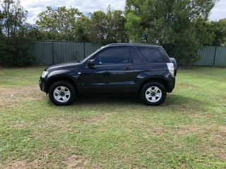2011 Suzuki Grand Vitara JB MY09 Black 4 Speed Automatic Hardtop