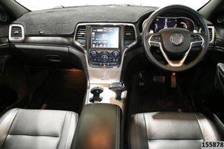 2013 Jeep Grand Cherokee WK MY14 Limited (4x4) Black 8 Speed Automatic Wagon