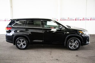 2017 Toyota Kluger GSU50R MY17 GX (4x2) Eclipse Black 8 Speed Automatic Wagon