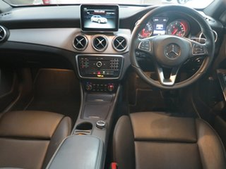 2016 Mercedes-Benz GLA-Class X156 806MY GLA200 d DCT Red 7 Speed Sports Automatic Dual Clutch Wagon