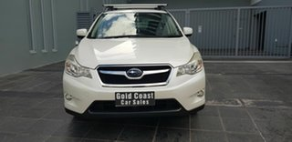 2013 Subaru XV MY13 2.0I White Continuous Variable Wagon.