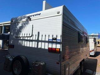 2007 Supreme Offroader Caravan