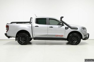 2020 Ford Ranger PX MkIII MY20.25 FX4 3.2 (4x4) Silver 6 Speed Manual Double Cab Pick Up