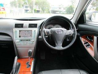 2009 Toyota Camry ACV40R Grande White 5 Speed Automatic Sedan