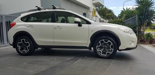 2013 Subaru XV MY13 2.0I White Continuous Variable Wagon