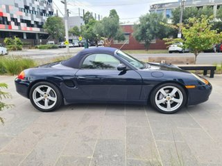 1999 Porsche Boxster 986 MY00 Blue 5 Speed Sports Automatic Convertible