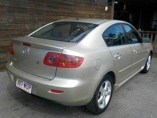 2005 Mazda 3 BK10F1 Maxx Sport Silver 4 Speed Sports Automatic Sedan